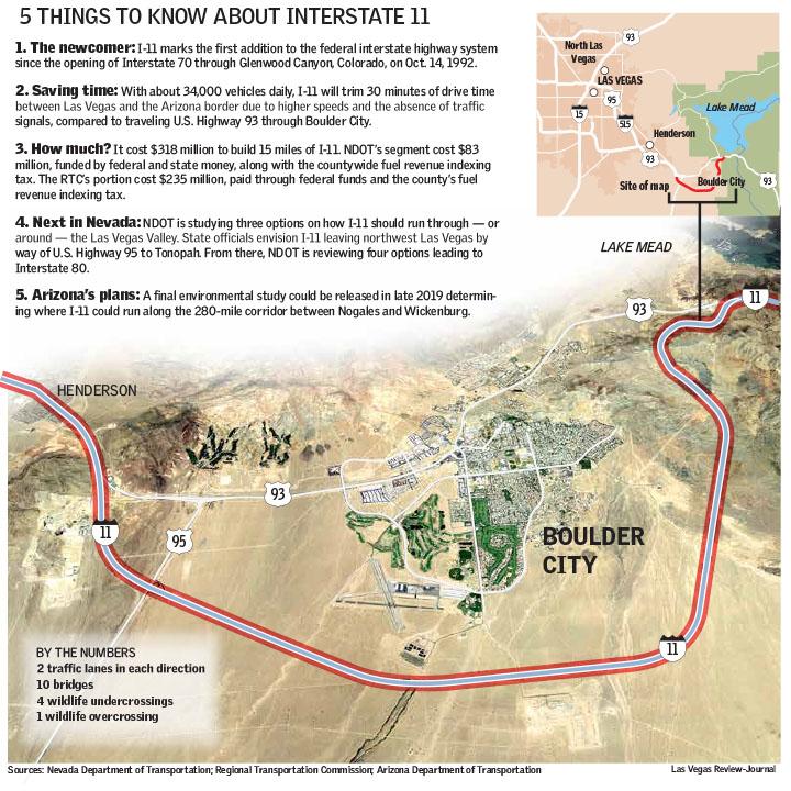 I-11 map