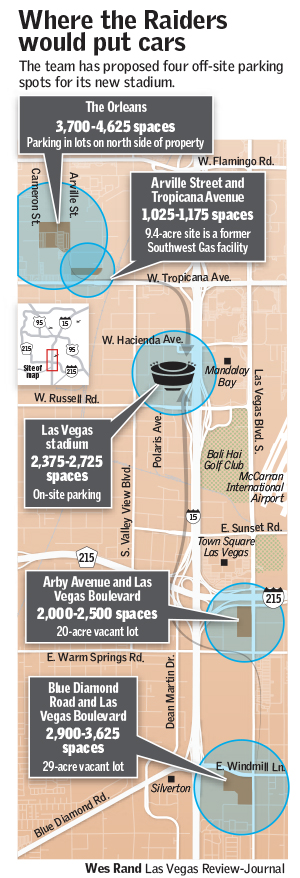 (Wes Rand/Las Vegas Review-Journal)