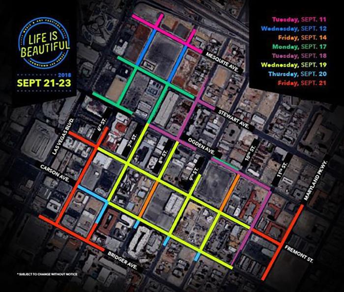 LIB map