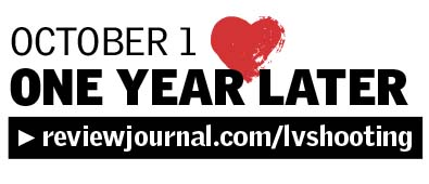 Follow the Review Journal Coverage of Oct. 1 Anniversary