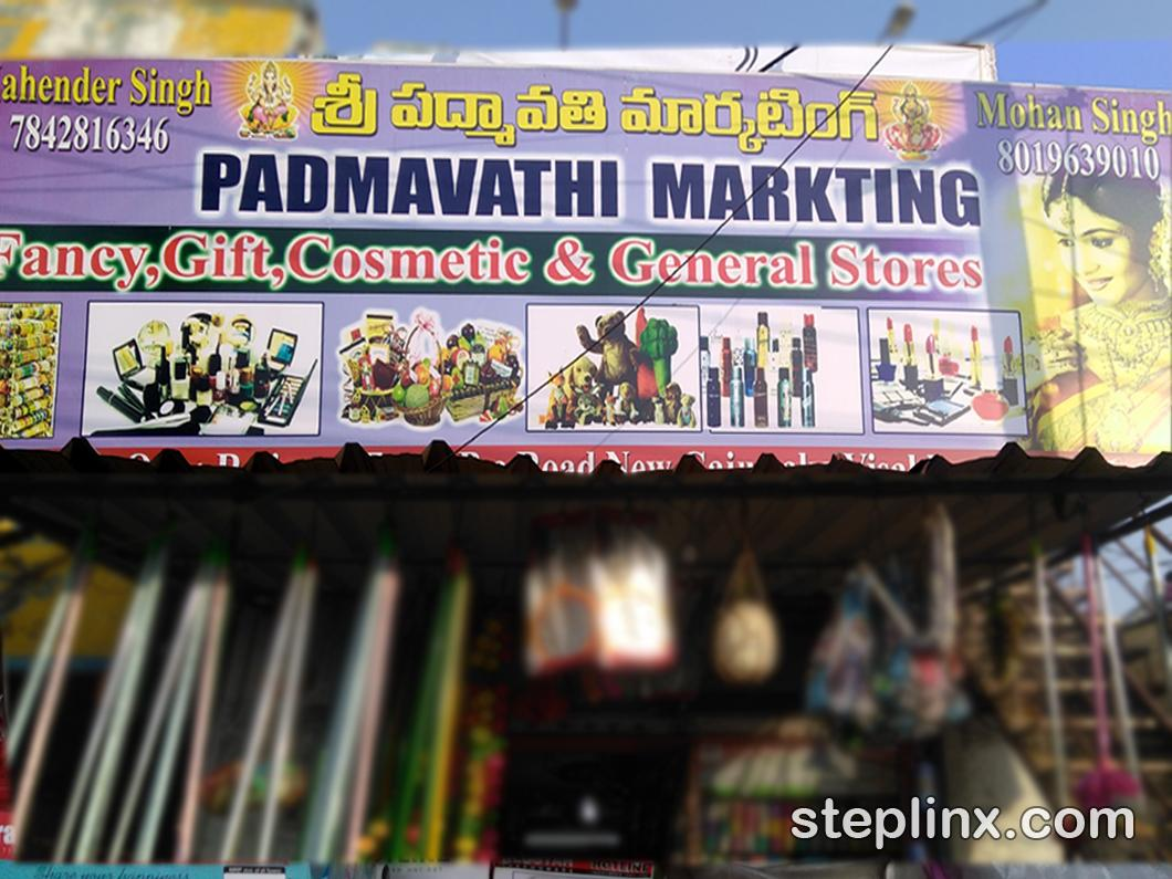 Padmavathi Marketing