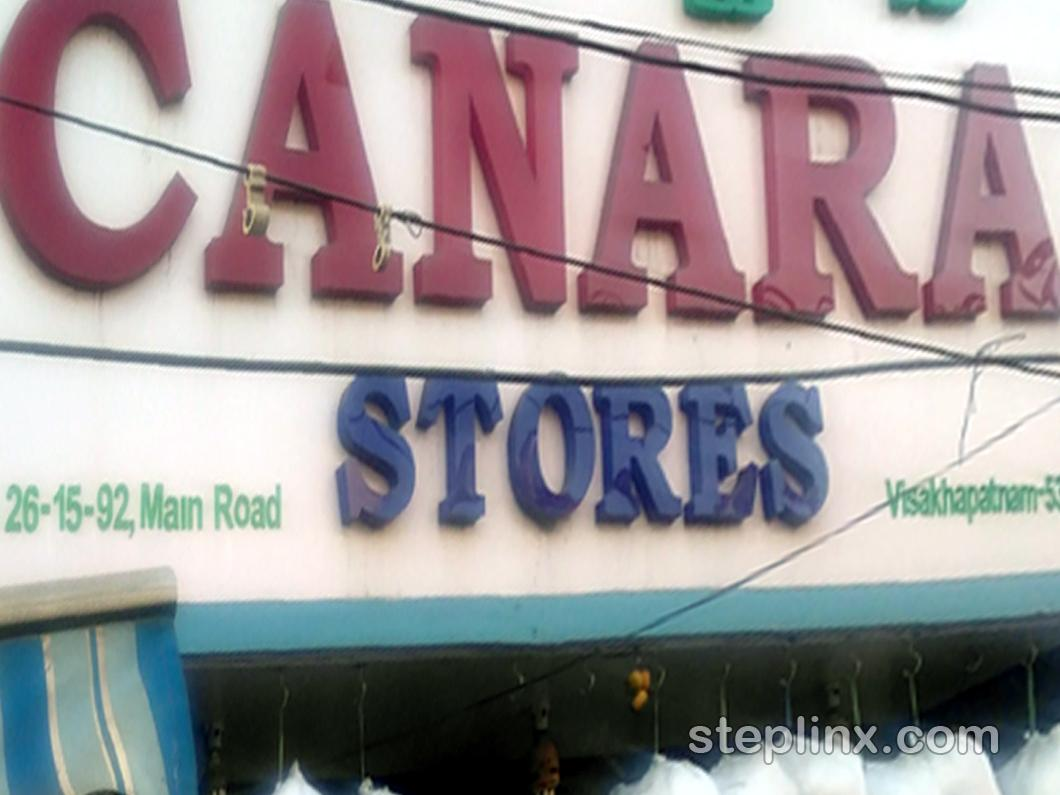 Wahidas Canara Stores