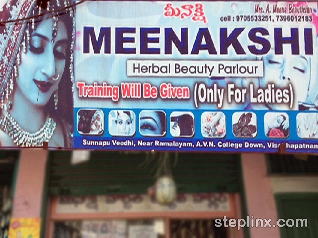 Meenakshi Herbal Beauty Parlour
