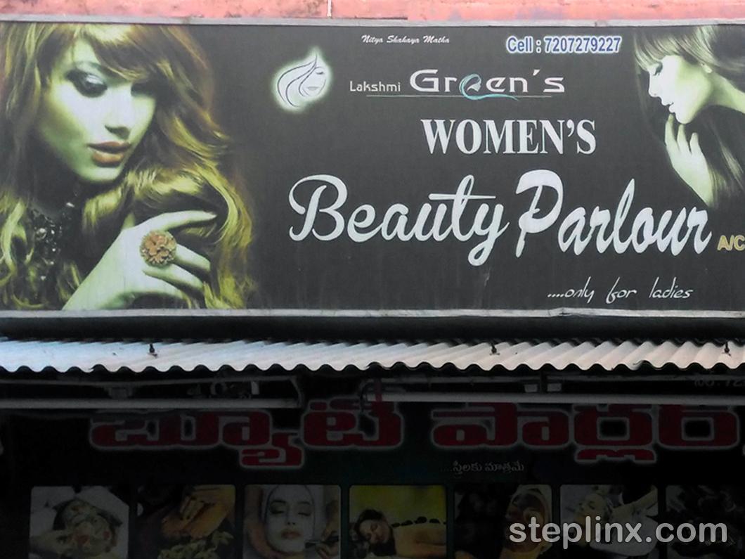 Lakshmi Greens Womens Beauty Parlour