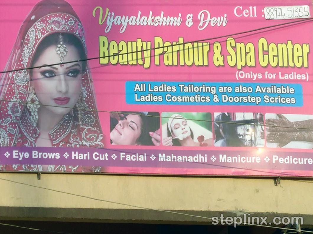 Vijayalakshmi & Devi Beauty Parlour & Spa Center