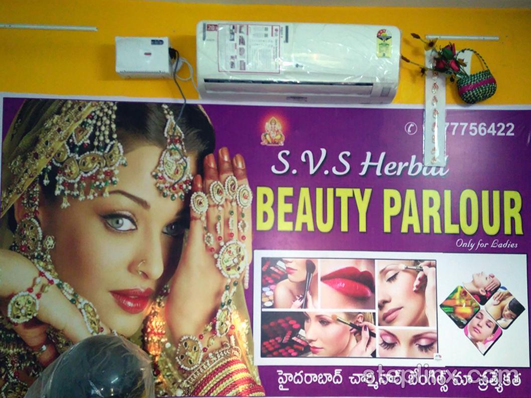 SVS Herbal Beauty Parlour