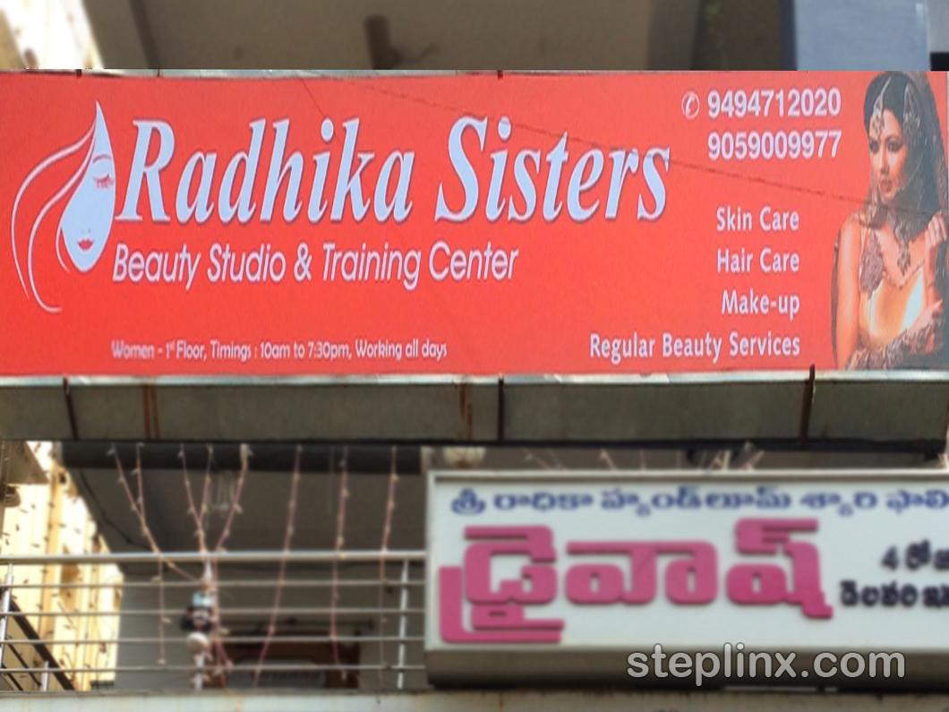Radhika Sisters Beauty Studio and Training Center