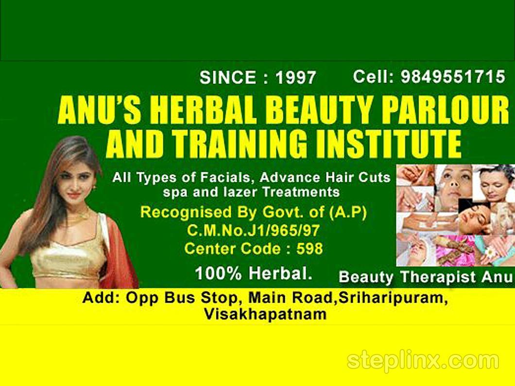 Anus Herbal Beauty Parlour