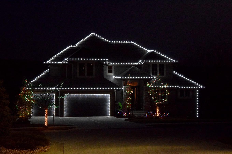 Holiday Lighting Pure White LED