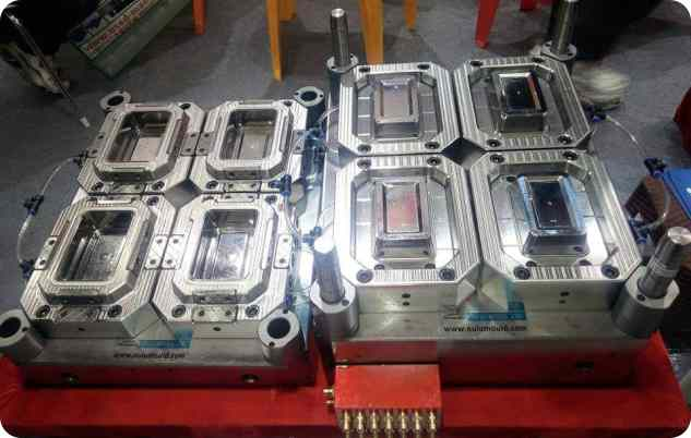 thin wall box mould