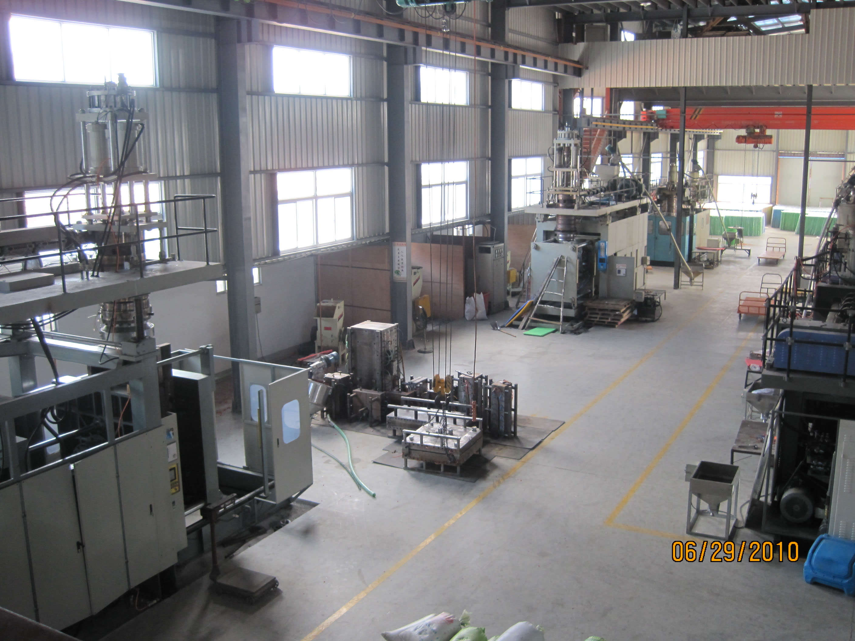 Blow Molded products manufacturer