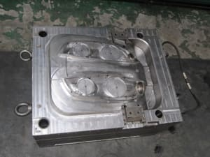 auto light mold