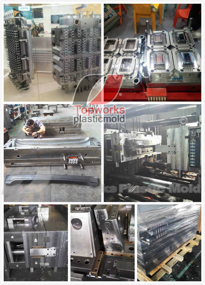 Plastic Injection Mold maker from China -