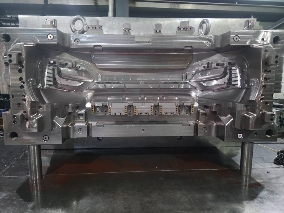bumper mould maker