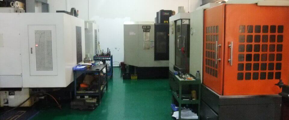 mold making shop