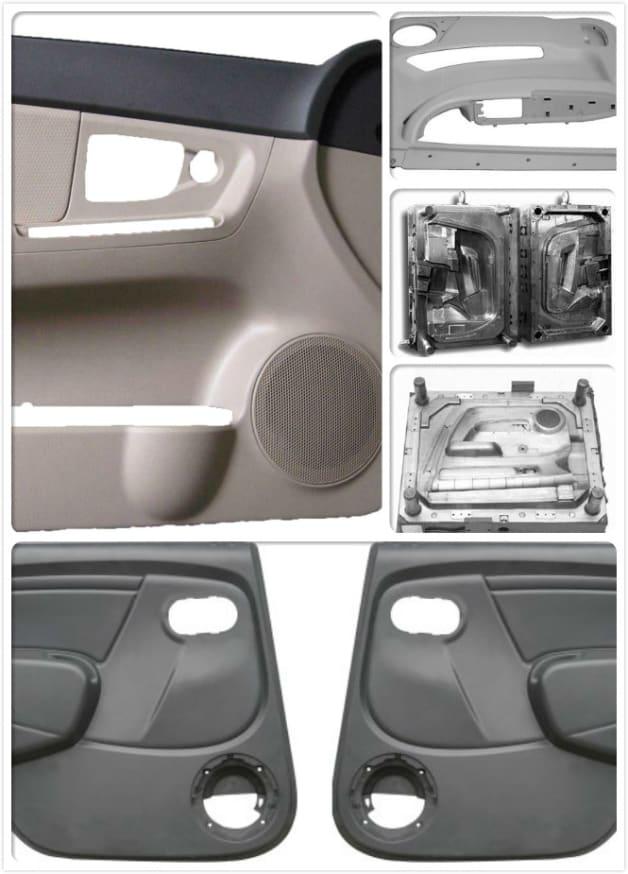 Auto Car Door mould