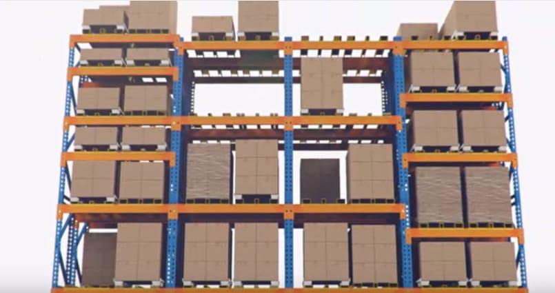 Materials Handling Equipment Mould