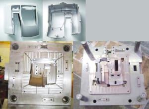 printer plastic mold