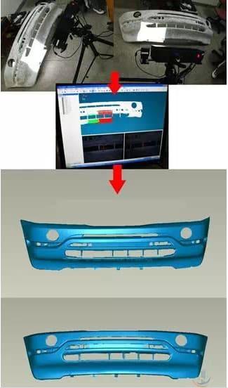 plastic bumper mold