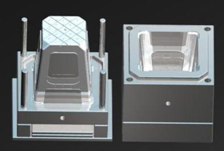 plastic stool mould