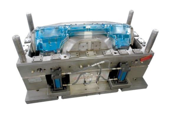 automotive instrument panels mould making