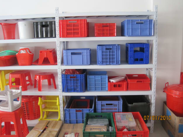 plastic crate mould price
