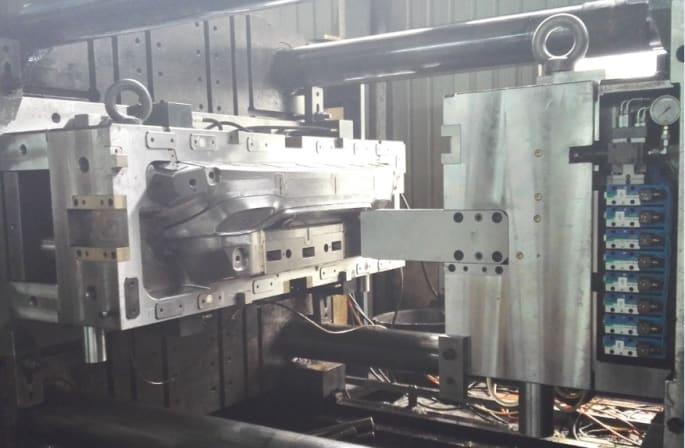 instrument panels mould
