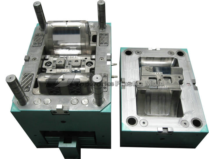 plastic injection mould maintenance
