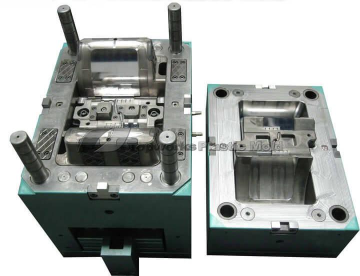 empresa de moldes de plástico china