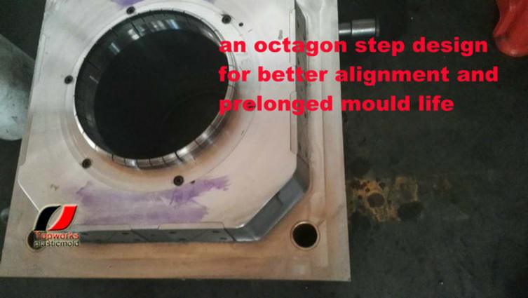 paint bucket mould 10L