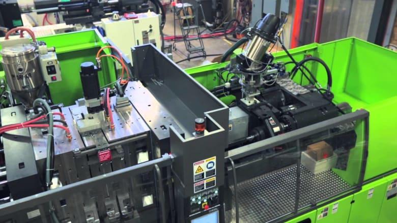 die castings machine
