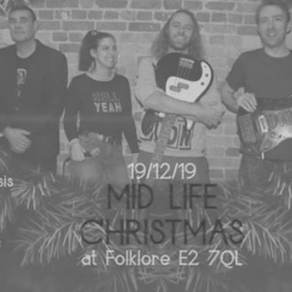 Mid Life Christmas at Folklore promotional image