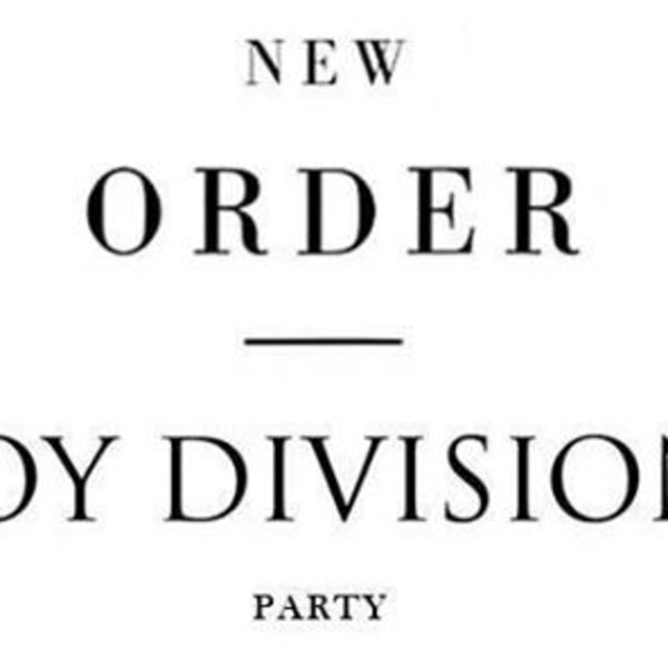 New Order | Joy Division Party 2020 at The Victoria promotional image