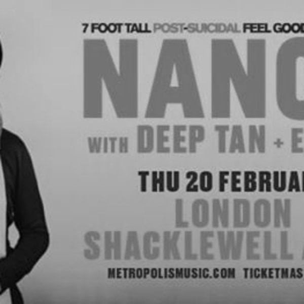 Nancy | The Shacklewell Arms, London at Shacklewell Arms promotional image