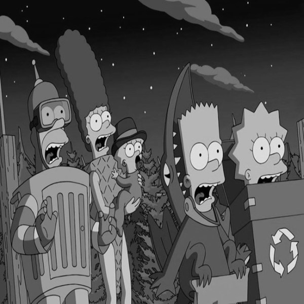 Simpsons Halloween Quiz! at Sebright Arms promotional image