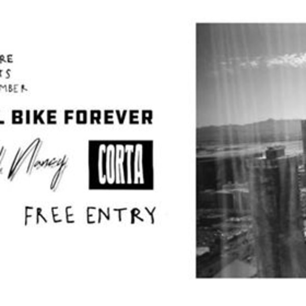 Folklore Presents: Total Bike Forever / French Nancy / Corta at Folklore promotional image
