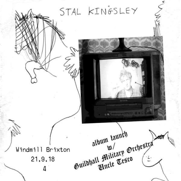 Stal Kingsley, Guildhall Military Orchestra, Uncle Tesco  at Windmill Brixton promotional image