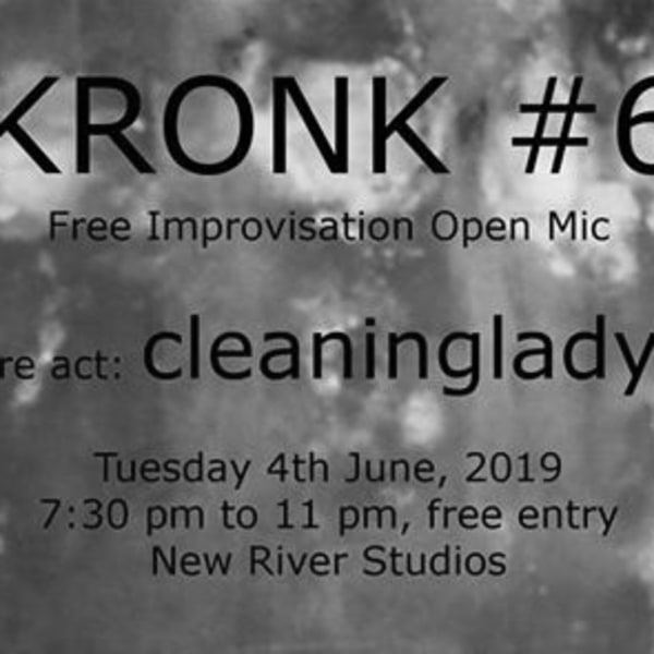Skronk #64 at New River Studios promotional image