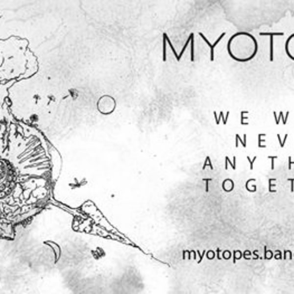 Myotopes - WWNAT Launch Party w/ Iroquois + For Breakfast at Folklore promotional image