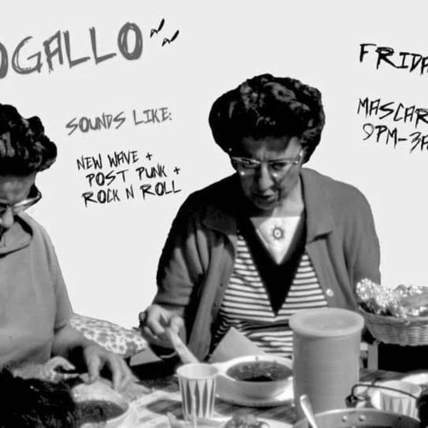 Hallogallo  at Mascara Bar promotional image