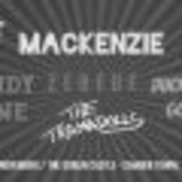 Mackenzie+Candy Cane+Zebede+Duck Duck+The Tramadolls at Dublin Castle promotional image