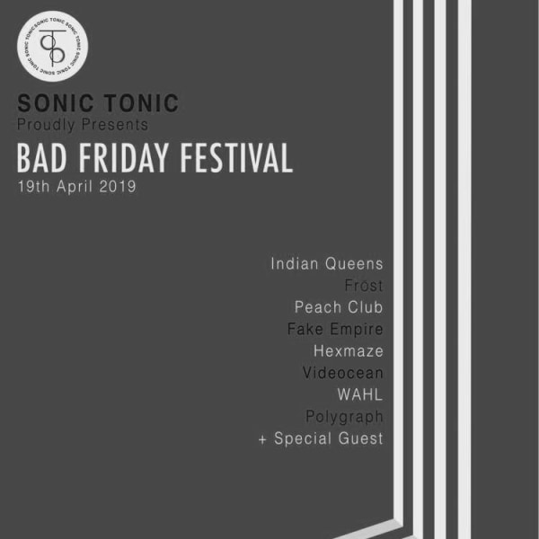 Bad Friday Festival  at Windmill Brixton promotional image