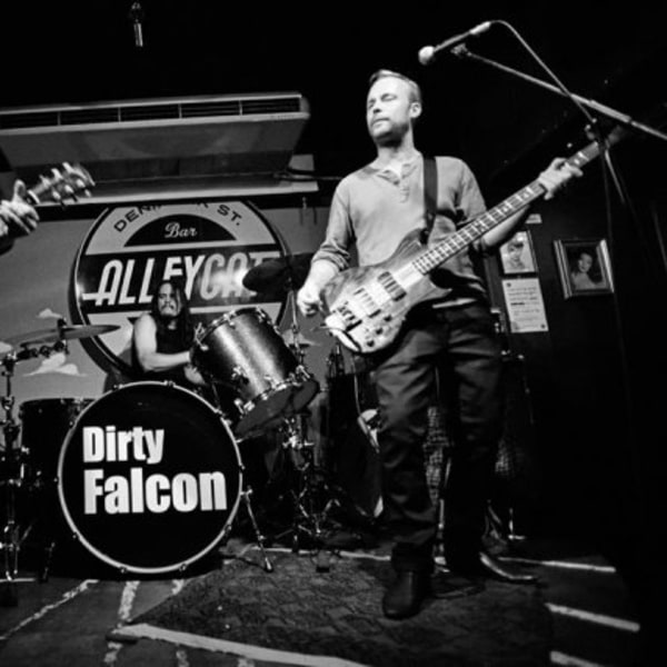 Dirty Falcon / Doc Snipp / ABE + MORE TBA at New Cross Inn promotional image