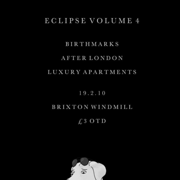 Birthmarks, After London,  Luxury Apartments  at Windmill Brixton promotional image