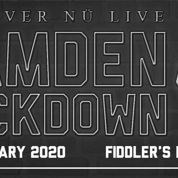 Camden Lockdown 4 at The Fiddler's Elbow promotional image