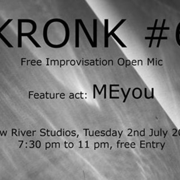 Skronk #66 at New River Studios promotional image