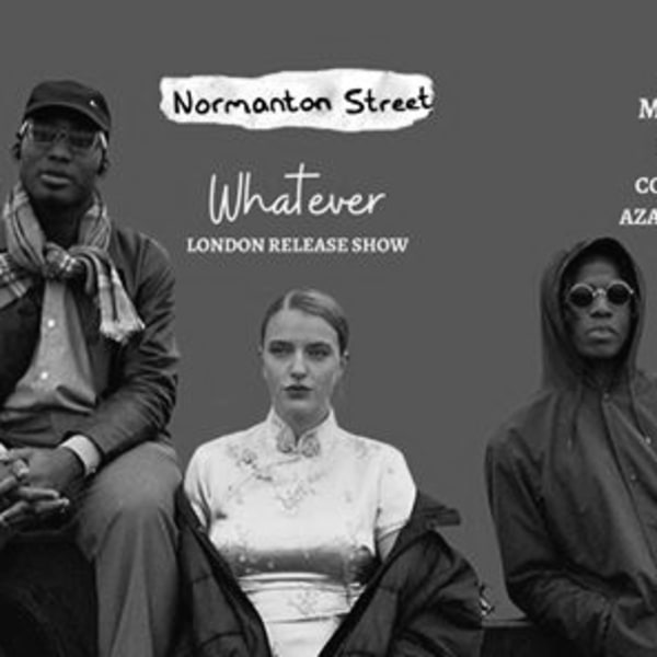 Normanton Street w/ Meron T / Emiko / Count Kujo at The Victoria promotional image