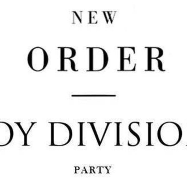 New Order | Joy Division Party 2019 at The Victoria promotional image