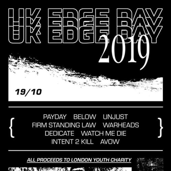 UK EDGE DAY 2019 at The Old Blue Last promotional image