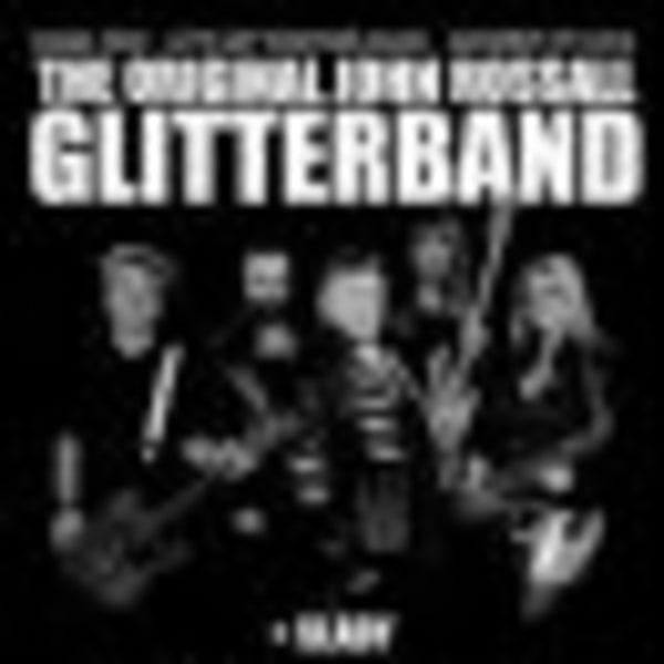 John Rossall's Glitter Band+SLADY at Dublin Castle promotional image